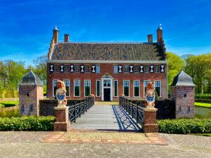 Car puzzle tour through Groningen