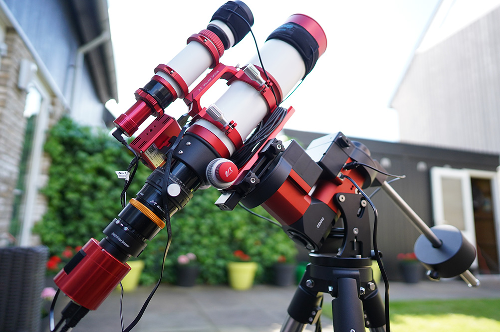 Astrophotography with ASIair Pro